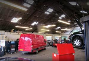 Garage-in-Norfolk